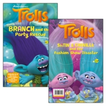 Branch and the Party Rescue and Satin & Chenille and the Fashion Show Disaster (flipbook), Paperback Book