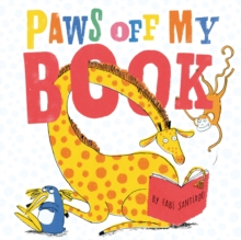 Paws off My Book, Paperback Book