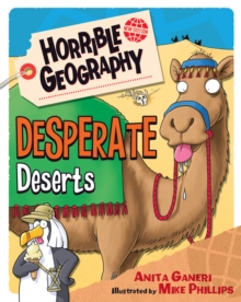 Desperate Deserts, Paperback / softback Book