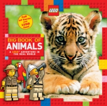 LEGO Big Book of Animals, Hardback Book