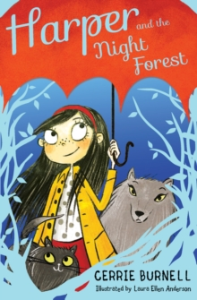 Harper and the Night Forest, Paperback Book