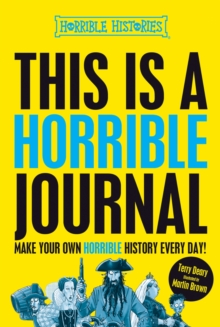 This is a Horrible Journal, Paperback / softback Book