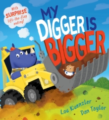 My Digger is Bigger, Paperback Book