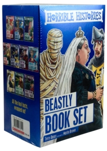 Horrible Histories Foiled Classic Editions, Paperback / softback Book