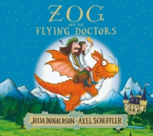 Zog and the Flying Doctors, Paperback Book