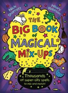 The Big Book of Magical Mix-Ups, Paperback Book