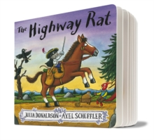 The Highway Rat, Board book Book