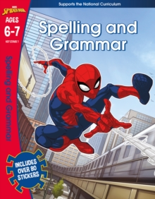 Spider-Man: Spelling and Grammar, Ages 6-7, Paperback Book