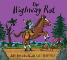 The Highway Rat Christmas, Paperback Book