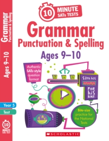 Grammar, Punctuation and Spelling - Year 5, Paperback / softback Book