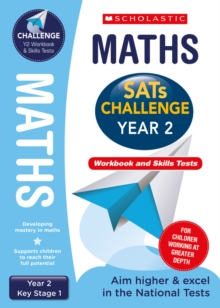 Maths Challenge Pack (Year 2), Paperback / softback Book