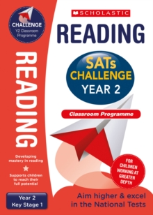 Reading Challenge Classroom Programme Pack (Year 2), Paperback Book