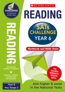 Reading Challenge Pack (Year 6), Paperback Book