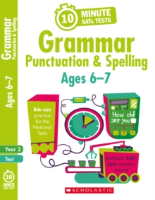 Grammar, Punctuation and Spelling - Year 2, Paperback Book