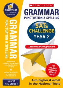 Grammar, Punctuation and Spelling Challenge Classroom Programme Pack  (Year 2), Paperback Book