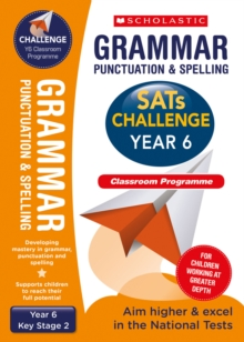 Grammar, Punctuation and Spelling Challenge Classroom Programme Pack (Year 6), Paperback Book