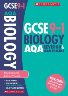 Biology Revision and Exam Practice Book for AQA, Paperback Book