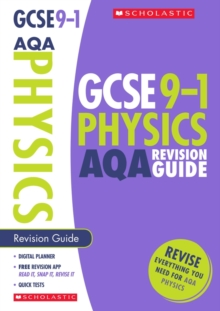 Physics Revision Guide for AQA, Paperback Book