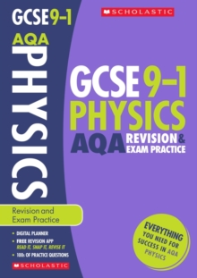 Physics Revision and Exam Practice Book for AQA, Paperback Book