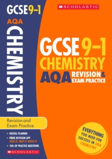 Chemistry Revision and Exam Practice Book for AQA, Paperback Book