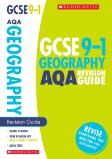 Geography Revision Guide for AQA, Paperback / softback Book