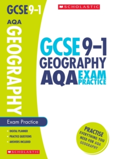 Geography Exam Practice Book for AQA, Paperback / softback Book
