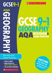 Geography Revision and Exam Practice Book for AQA, Paperback Book