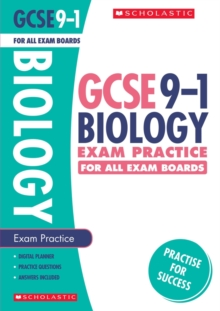 Biology Exam Practice Book for All Boards, Paperback Book