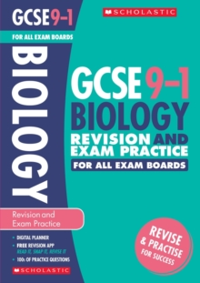 Biology Revision and Exam Practice for All Boards, Paperback / softback Book