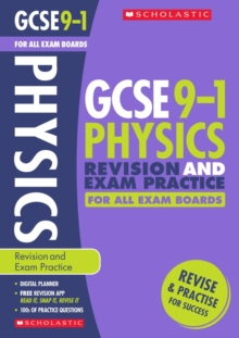 Physics Revision and Exam Practice Book for All Boards, Paperback Book