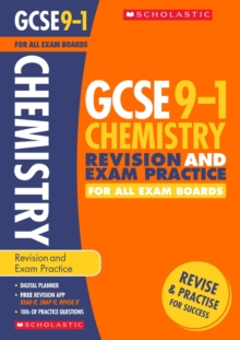 Chemistry Revision and Exam Practice for All Boards, Paperback Book