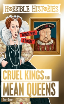 Cruel Kings and Mean Queens, Paperback Book