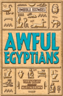 Awful Egyptians, Paperback Book