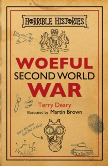 Woeful Second World War, Paperback Book