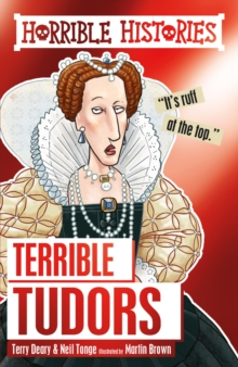 Terrible Tudors, Paperback Book