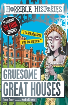 Gruesome Great Houses, Paperback Book