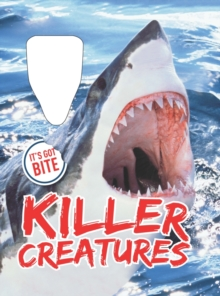 Killer Creatures, Mixed media product Book