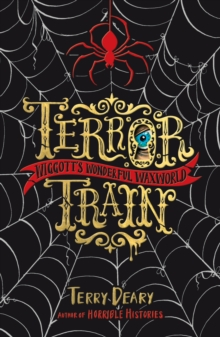Wiggott's Wonderful Waxworld: Terror Train, Paperback Book