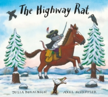 The Highway Rat Christmas BB, Board book Book