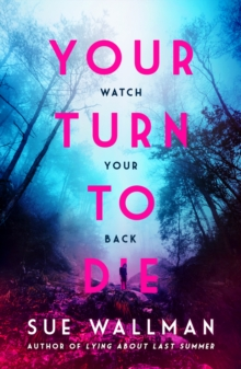 Your Turn to Die, Paperback Book