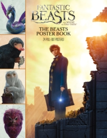 Fantastic Beasts and Where to Find Them : The Beasts Poster Book, EPUB eBook