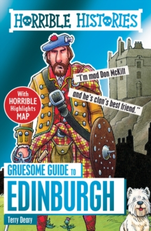 Gruesome Guide to Edinburgh, Paperback / softback Book