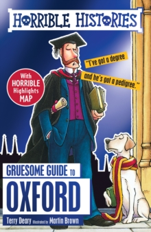 Gruesome Guide to Oxford, Paperback Book