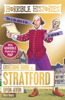 Gruesome Guide to Stratford-upon-Avon, Paperback / softback Book