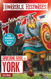 Gruesome Guide to York, Paperback Book
