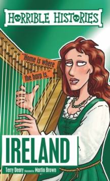 Horrible Histories: Ireland, Paperback Book