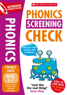 Practice for the Phonics Screening Check, Paperback / softback Book