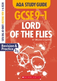Lord of the Flies AQA English Literature, Paperback / softback Book