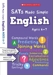 English Ages 6-7, Paperback / softback Book