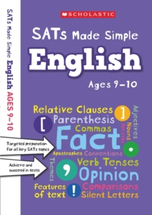 English Ages 9-10, Paperback / softback Book
